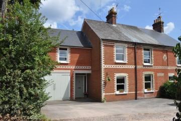 Lower Bourne farnham perior property family house sold by Trueman & Grundy