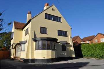 Development of 8 flats in Aldershot sold by Trueman & Grundy