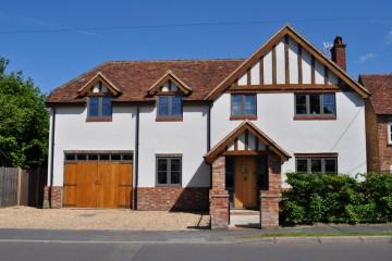 The old police house pankridge street crondall village farnham Family house in Crondall sold by Trueman & Grundy