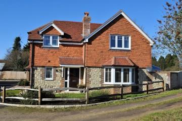 Elstead detached house sold property farnham Trueman and Grundy