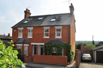 Farnham property for sale Victorian semi-detached house Thorold Road