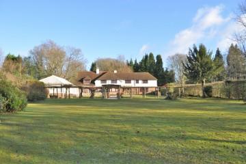 Bramshott Hampshire Sold by Trueman & Grundy