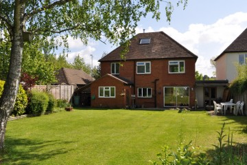Tongham Road Runfold Farnham detached houses sold by Trueman & Grundy