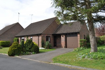 Detached bungalow in Rowledge village sold by Trueman & Grundy
