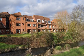 Retirement flats in Farnham town centre sold by Trueman & Grundy
