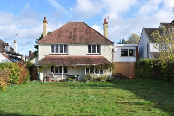 Lancaster Avenue South Farnham Close to Farnham staton in need of work sold by Trueman & Grundy