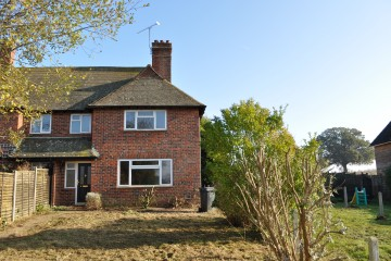 Thursley 3 bedroom semi detached house in need of modernisation sold by Trueman & Grundy