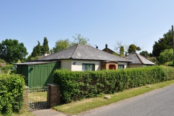 Boundstone Road detached bungalow renovation project Farnham Trueman and grundy