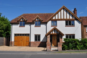 The old police house pankridge street crondall village farnham Family house in Crondall sold by Trueman & Grundy